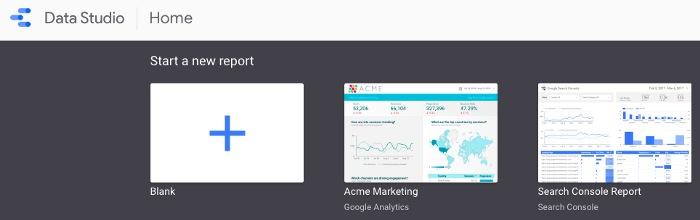 Google Data Studio คืออะไร