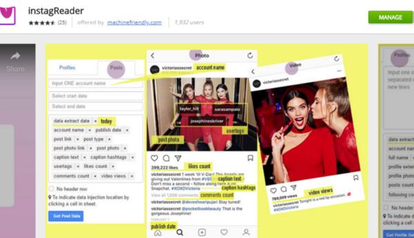 instagReader Instagram