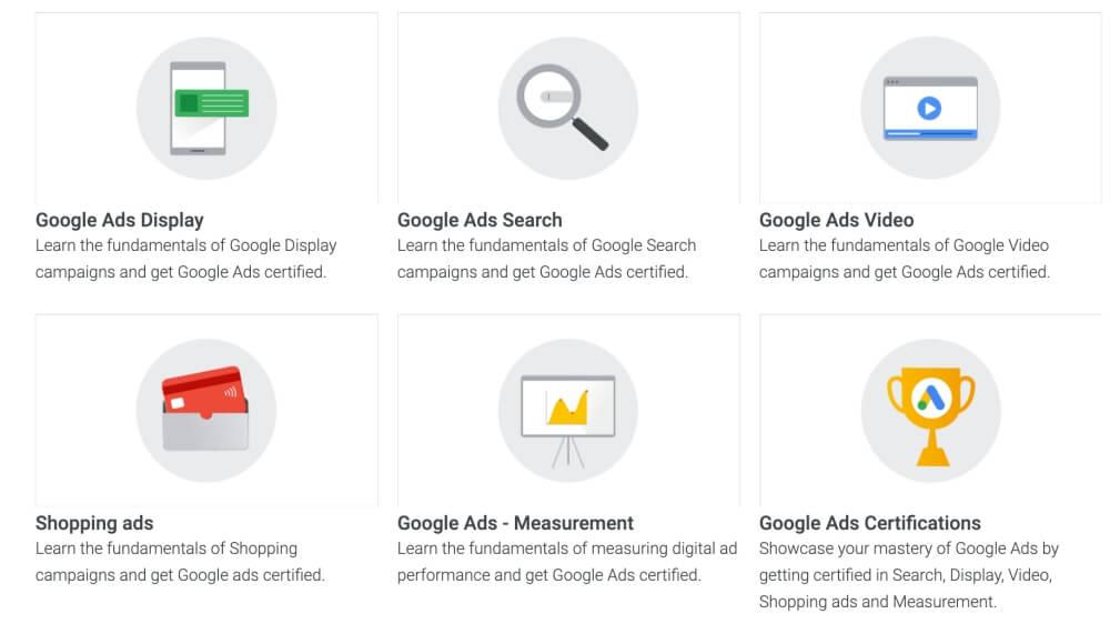 Google Skillshop
